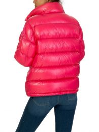 Pink Copenhague Puffa Jacket