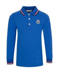 Blue Tip Polo Shirt