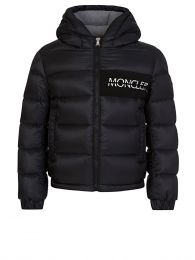 Black Aiton Puffa Jacket