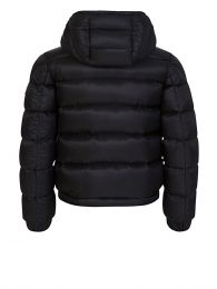 Black Aiton Puffer Jacket