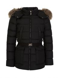 Black Genet Jacket