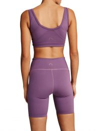 Purple Northfield Sports Shorts