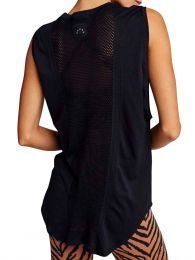 Black Harvey Tank Top