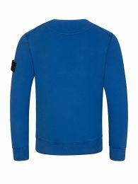 Junior Blue Classic Sweatshirt
