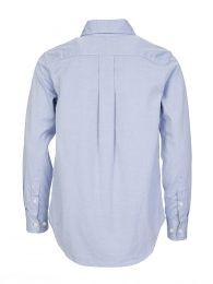 Kids Blue Custom Fit Shirt