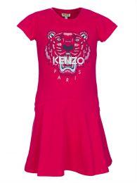 Pink Tiger Dress