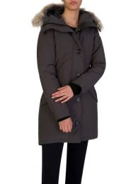 Grey Rossclair Parka