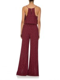 Paula Hermanny Red Lola Nora Jumpsuit