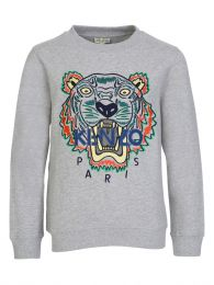 Grey Tiger Sweatshirt