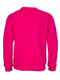 Fuschia Tiger Sweatshirt