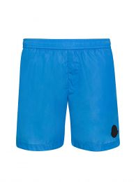 Blue Logo Swim Shorts