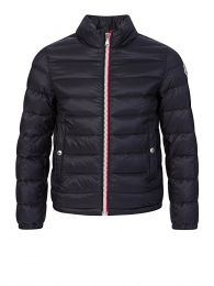 Navy Tarn Puffa Jacket