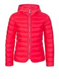 Pink Takaroa Puffa Jacket