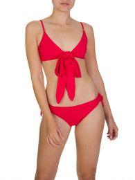 Red Bikini Top