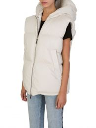 Cream Gamble Gilet
