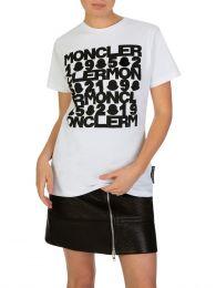 White Multi-Logo T-Shirt