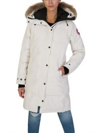 Cream Shelburne Parka Coat