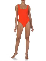 Red Sunset One Piece Swimsuit