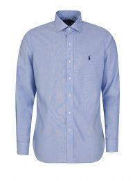 Blue Custom Estate Shirt