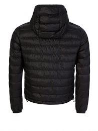 Black Rook Hooded Jacket
