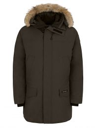Brown Langford Parka