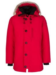 Red Chateau Parka