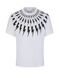 White Thunderbolts T-Shirt