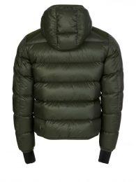 Green Hintertux Down Jacket