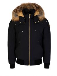 Navy Little Rapids Bomber Jacket