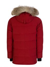 Red Maple Carson Parka