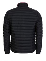 Black Packable Down Filled Jacket
