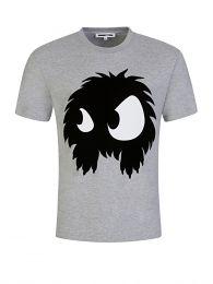 Grey Monster T-Shirt