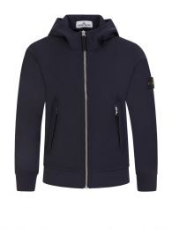 Junior Navy Soft Shell Jacket