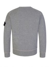 Junior Grey Cotton Sweatshirt