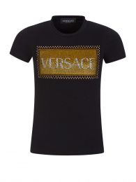 Black Crystal T-Shirt