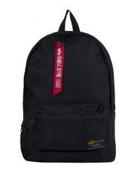 Black Crew Backpack