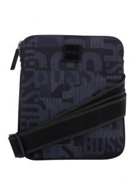 Black Pixcam214 Zip Envelope Bag