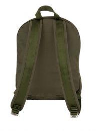 Green Canvas Kampus Tiger Backpack