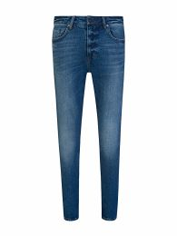 Blue Skinny-Fit Zero-Aphex Rebel Jeans