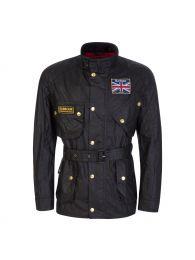 Black Union Jack Jacket