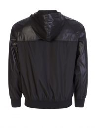 Black Sport 'Little X' Wind Stopper Jacket