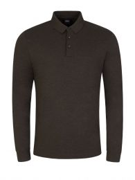 Green Interlock Cotton Pado 11 Polo Shirt