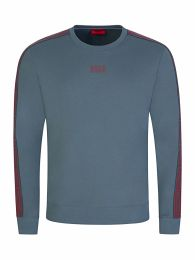Menswear Grey Doby203 Sweatshirt