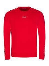 Menswear Red Doby203 Sweatshirt