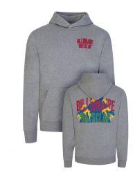Grey Mountain Logo Popover Hoodie