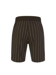 Dark Green Bodywear Trend Shorts