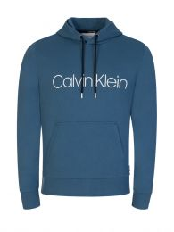 Cyan Classic Logo Popover Hoodie