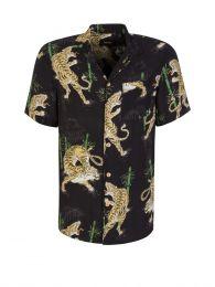 Black Short-Sleeve Solstice Shirt
