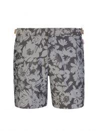 Black/Grey Bulldog X Byala Swim Shorts