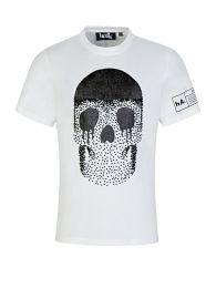 White Skull Mystery T-Shirt